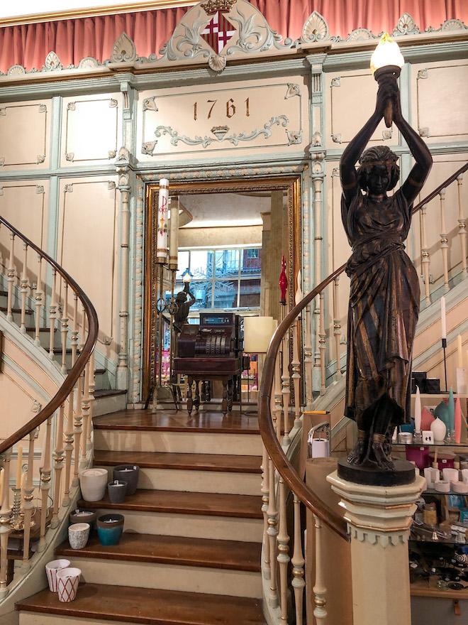 tiendas historicas barcelona cereria subira