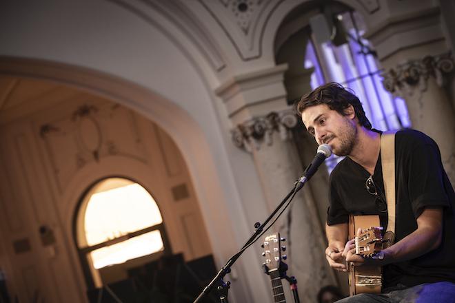 BobbyBazini concierto barcelona