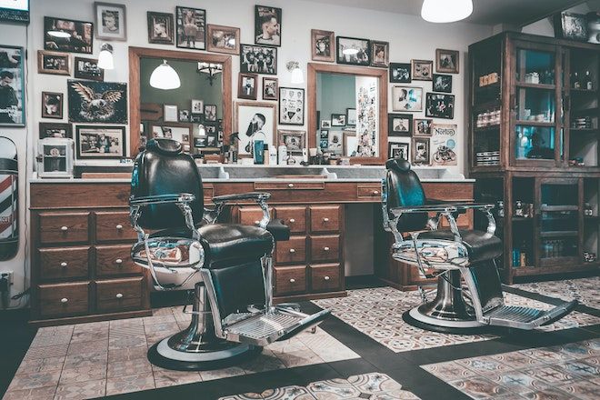 barber shop moda 50
