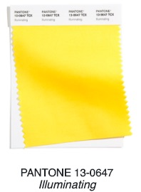 amarillo illuminating pantone ss2021