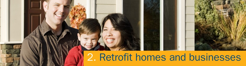 retrofit homes