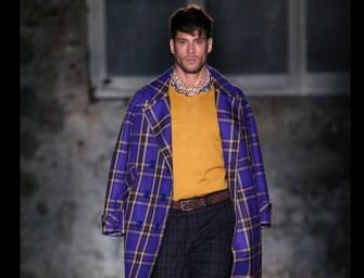 Macson se corona con su debut como el rey del 080 Barcelona Fashion