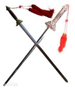 sword tassel