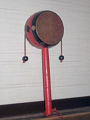 drum rattle