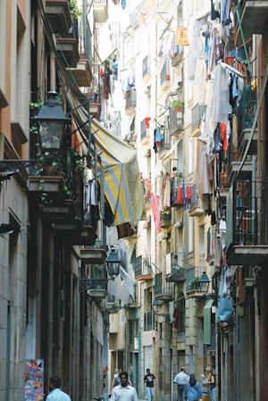 El Raval Barcelona City Journal