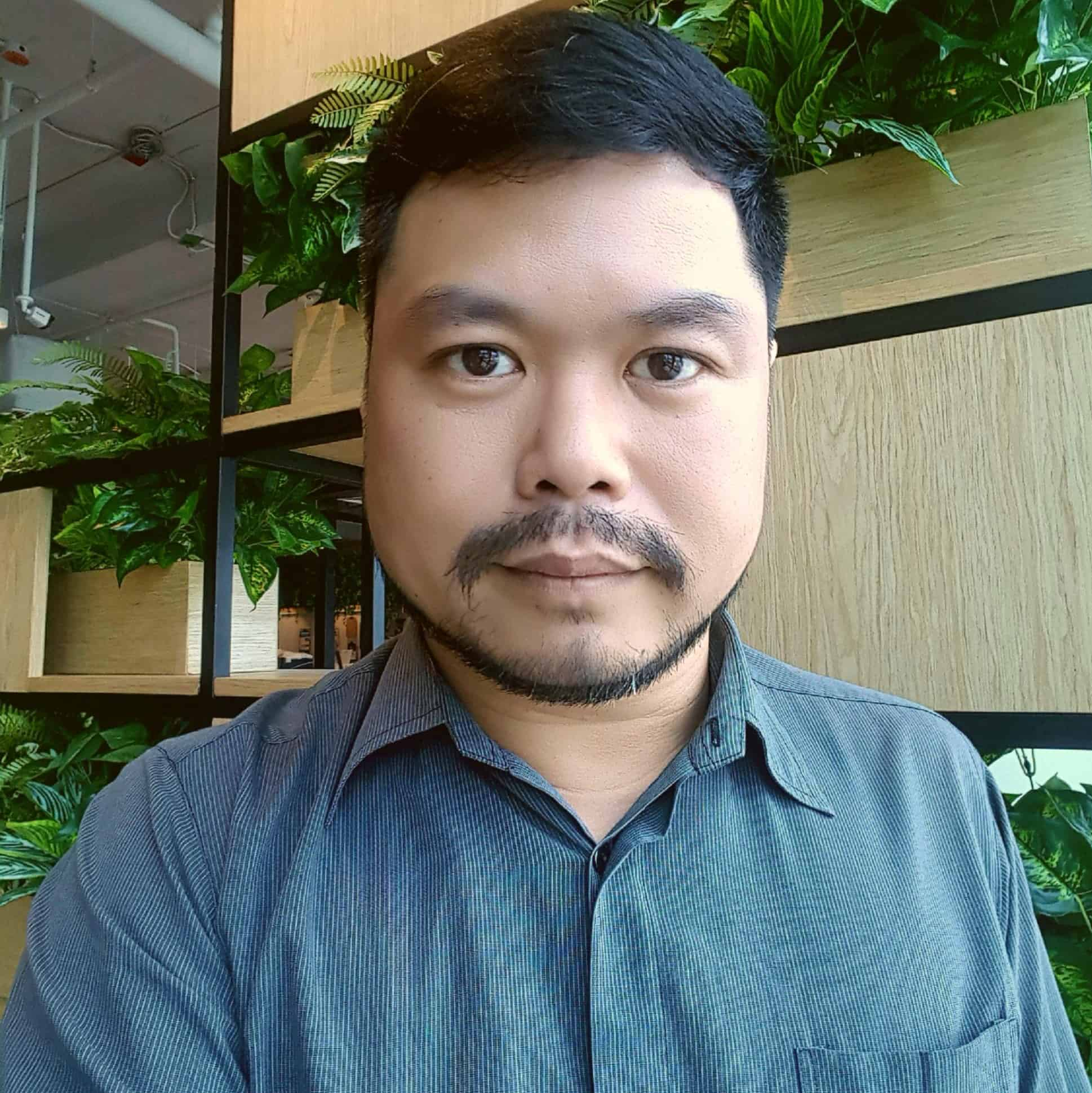 Khun Nitiwat - Events and Production Manager at B-Concept Media Entertainment Group and BCD Meetings & Events Thailand.
