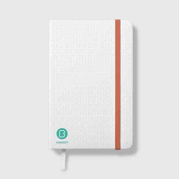 B-Concept Notebook handy to make notes. bconceptgroup.com