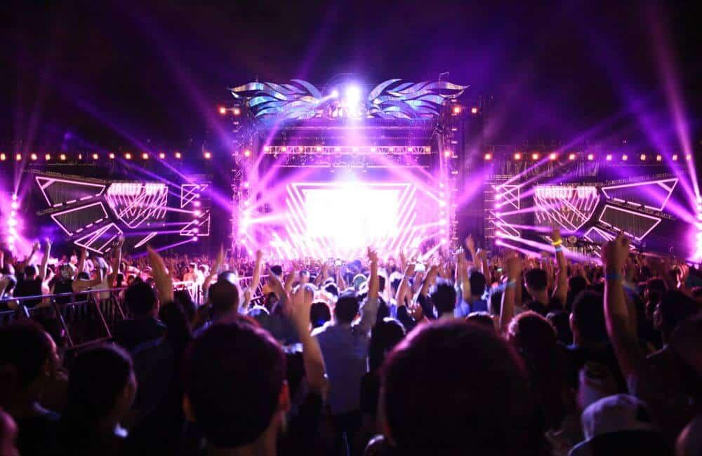 Hire a LED Screen for your next event Thailand. bconceptgroup.com