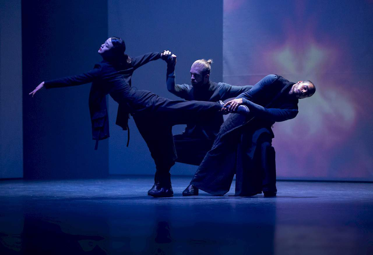 Isabelle Beernaert Dance theatre of Life comes to Thailand. bconceptgroup.com
