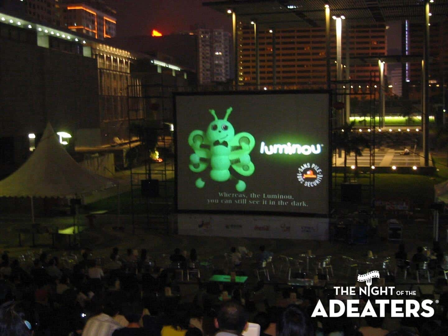 Night of the Adeaters. bconceptgroup.com