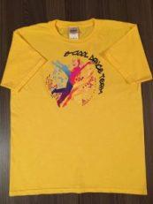 póló sárga