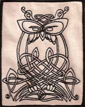 Horned Owl, Celtic