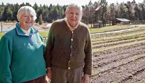 Barb and Lorne Ebell, Nanoose Edibles