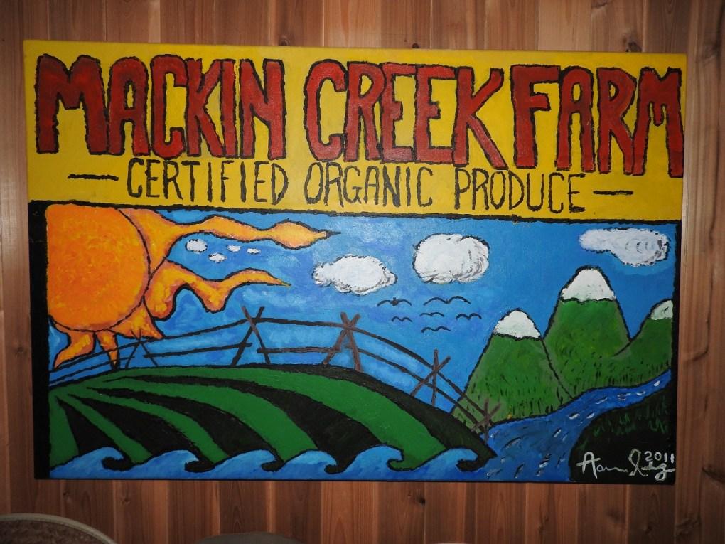 Mackin Creek logo