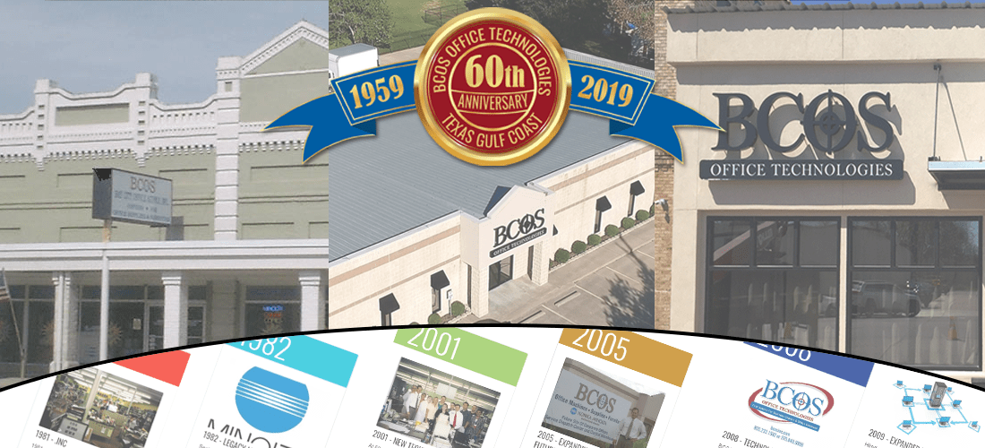 60 Years of BCOS
