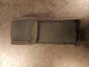 Black Nylon sheath