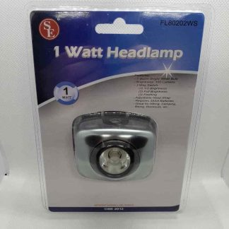 SE 1 Watt Headlamp