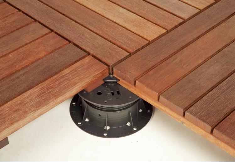structural deck tiles rooftop deck