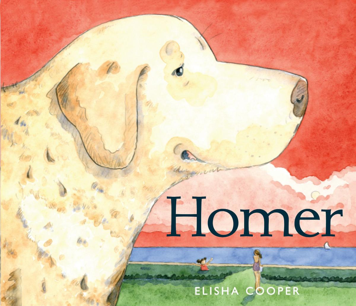 homer book cover