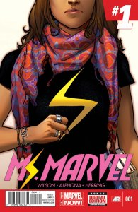 Ms Marvel Volume 1: No Normal by G Willow Wilson