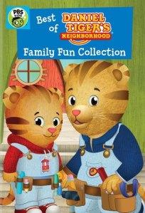 Daniel Tiger's Neighborhood DVD cover