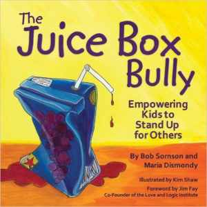 The Juice Box Bully book cover