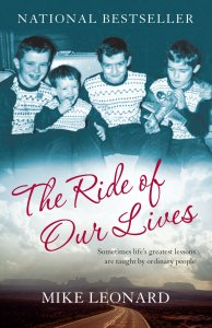 The Ride of Our Lives Book Cover