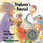 book cover for Stephanie's Ponytail