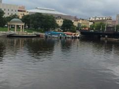 Riverwalk in Milwaukee