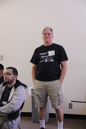 Richard Miles Public Health Hackathon March 2017