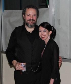 Ken Burdick, Jen Garrett