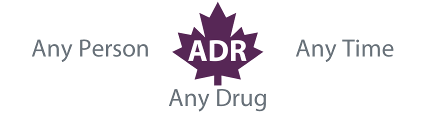 Online ADR reporting is coming!