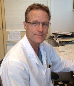 Dr. Brian Berry, Island Health TESS
