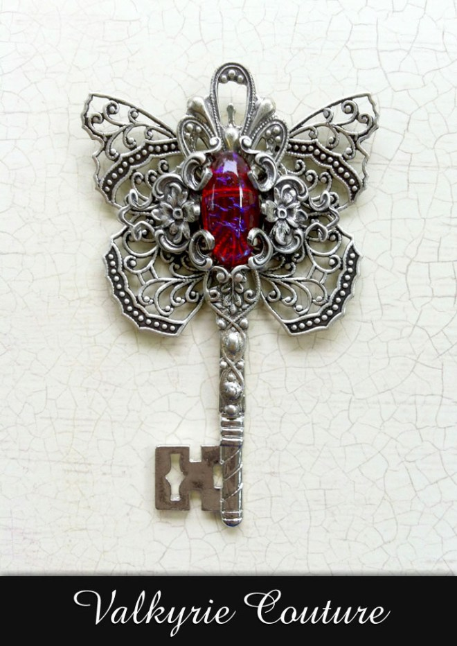 The Butterfly Effect Key by Valkyrie Couture
