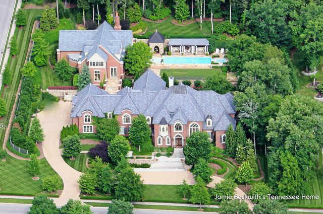 Beckwith Interiors Tennessee Home