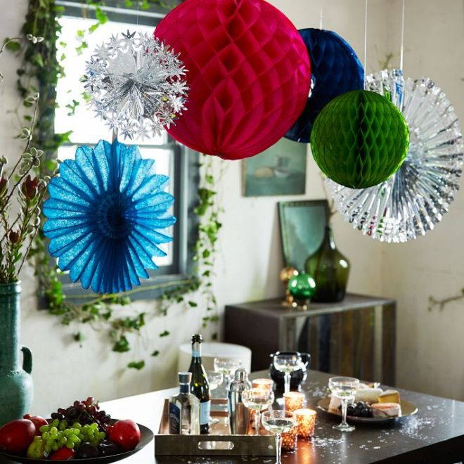 West Elm - Jewel Toned - Holiday Party in a Box