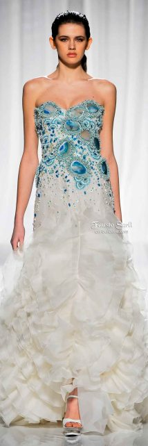 Fausto Sarli Spring Summer 2011 Haute Couture