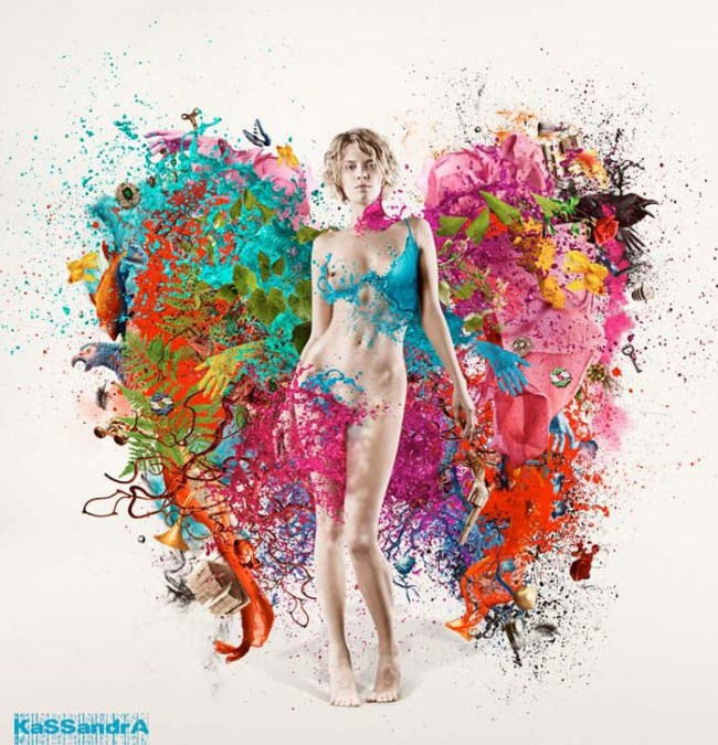 Photography & Digital Manipulation by Kassandra - My-Wings