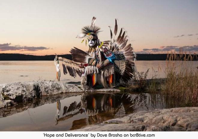 Hope and Deliverance - Dave Brosha