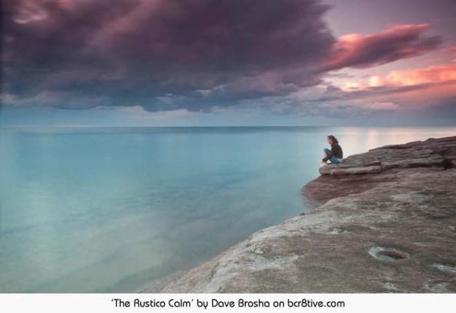 The Rustico Calm - Dave Brosha