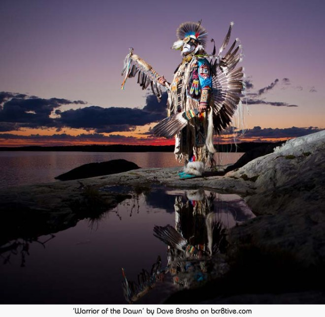 Warrior of the Dawn - Dave Brosha