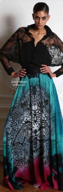 Zuhair Murad Fall Winter 2014-15 RTW
