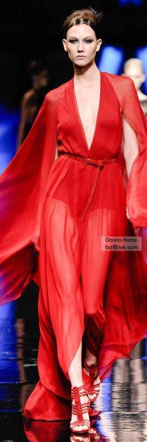 Donna Karan FW 2014 #NYFW