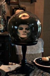 Creepy Halloween Crystal Ball