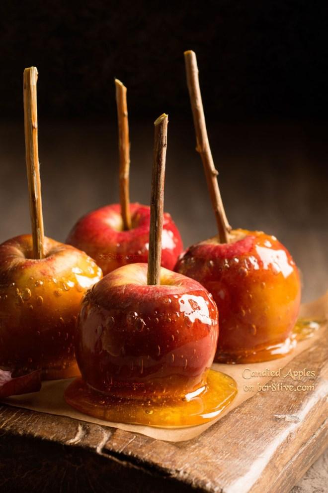 Caramel Apples on bcr8tive.com