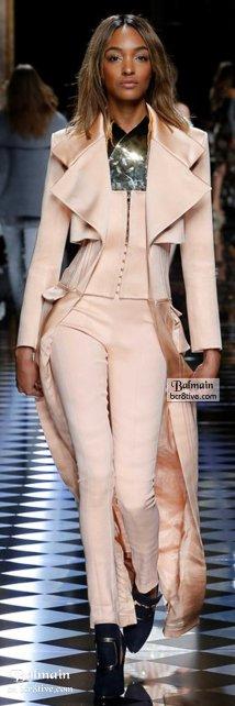 Balmain Fall 2016 Top Trendsetting Designs