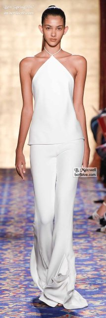Brandon Maxwell - The Best Looks from New York Fashion Week Spring 2017