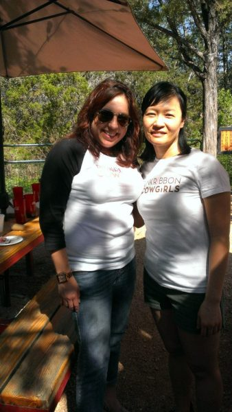 Kathy & Patient Navigator Runi at PRC's 7th Anniversary Celebration