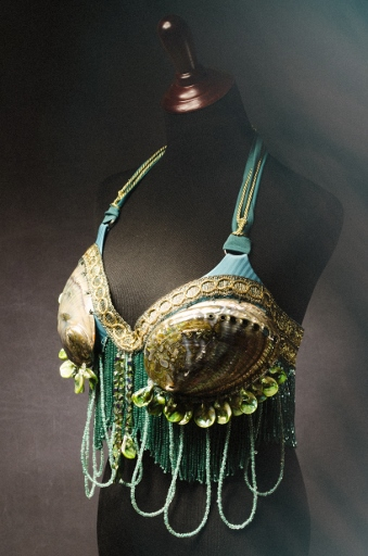 "Art Bra ""Oceans of Hope, Seas of Gratitude"""