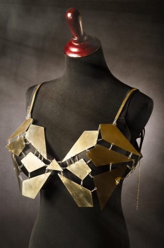 "Art Bra ""Warrior"""